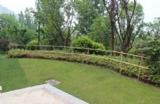 小区园林绿化景观