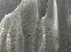 云南石林石头