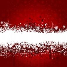 圣诞油渍飞溅背景