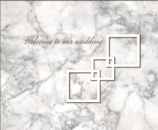 大理石纹婚礼背景