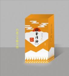 日式清酒包装