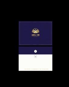 高端地产档案袋 地产VI