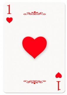 扑克牌 大幅