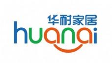 华耐家居logo