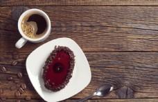 咖啡与甜品