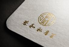 蓉和私房菜logo