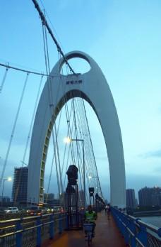 广州猎德大桥