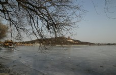 冬日颐和园