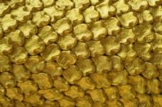 华丽金色质感纹理图设计