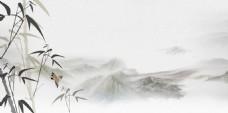 水墨中国风传统背景图设计