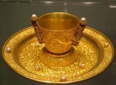 国宝文物 金杯