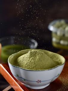 抹茶 蛋糕 抹茶味 奶茶 绿色