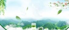 淘宝天猫春季茶叶海报