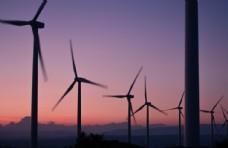 风力发电 发电机 风电 能源