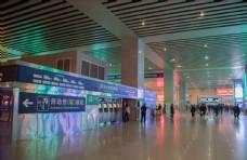 长沙南高铁站
