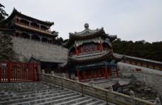 香山寺风景