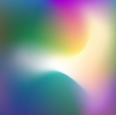 夢幻彩色背景