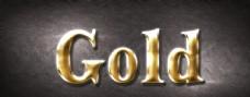 鈦金字PS樣式