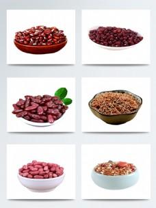红色五谷杂粮合集